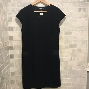 DKNY Straight lined dress